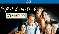 Friends - now on Blu-Ray