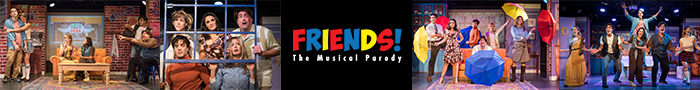 See the Friends Musical Parody!